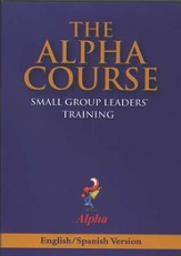 Alpha Course Small Group Leaders' Training DVD
