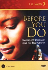 Before You Do, 3 DVD Set