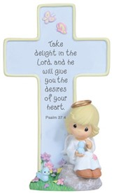 Take Delight in the Lord Cross, Precious Moments