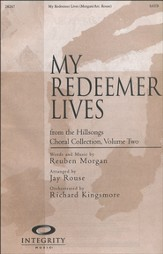 My Redeemer Lives Octavo