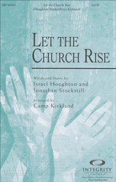 Let Church Rise Satb Octavo