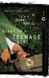 It's a Green Thing - eBook Diary of a Teenage Girl Series Maya #2