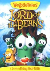 Lord of the Beans, VeggieTales DVD
