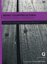 Being Countercultural: Our Posture in a Changing Society--DVD - Slightly Imperfect