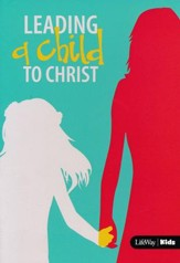 Leading A Child To Christ, Pack of 25