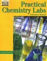 Practical Chemistry Labs: A Resource Manual