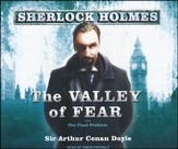 The Valley of Fear, Unabridged Audio CD