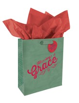 Grace, Retro Gift Bag, Medium