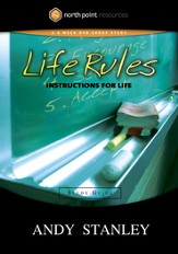 Life Rules Study Guide: Instructions for the Game of Life - eBook