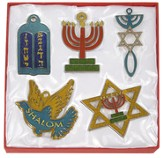 Holy Land Tree Ornaments Set of 5