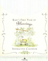 Really Woolly Baby's First Year of Blessings Calendar