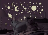 Celestial Vinyl Wall Stickers