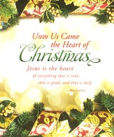 The Heart of Christmas (Roy Lessin) Large Bulletins, 100