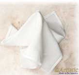 Lavabo Towel, Linen/Polyester