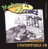 Making It Connect, Winter: Mission Unstoppable CD, Grade 2/3