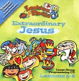 Looking at the Pieces, Winter: Extraordinary Jesus CD, Grade K/1