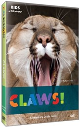 Kids @ Discovery: Claws! DVD