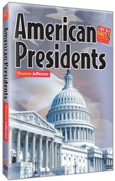 American Presidents: Thomas Jefferson DVD