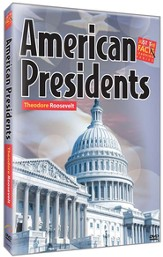 American Presidents: Theodore Roosevelt DVD