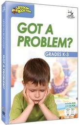 Got a Problem? DVD & CDROM