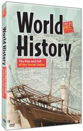 World History: The Rise and Fall of the Soviet Union 2-DVD Set