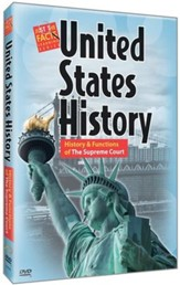 U.S. History: History and Functions of The Supreme Court DVD