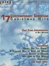 17 Contemporary Christian Christmas Hits