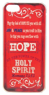 Hope, Retro iPhone 5 Cover