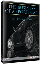 The Business of a Sports Car: Design & Vision DVD