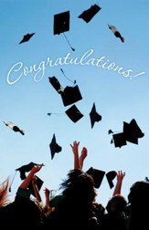 Graduation Celebration Bulletins, 100