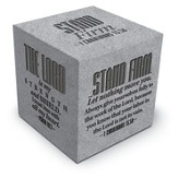 Stand Firm Scripture Block