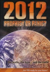 2012: Prophecy Or Panic, DVD