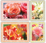 Fragrant Wishes, Box of 12 Assorted All Occasion Cards