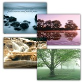 Peaceful Prayers, Box of 12 Assorted Praying for Your Cards