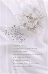 Our Wedding Prayer, Bulletins, 100