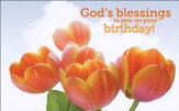 God's Blessings (Psalm 129.8) Postcards, 25