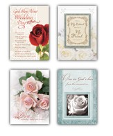 Blessed Love, Box of 12 Assorted Wedding Cards