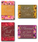 Heartfelt Wishes, Box of 12 Assorted Get Well Cards