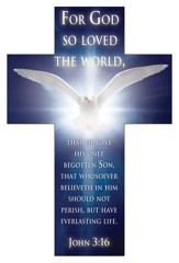 For God so Loved the World (John 3:16) Bookmarks, 25