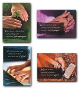 Helping Hands, Box of 12 Assorted Ministry Appreciation Cards