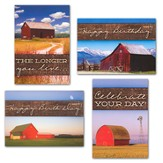 Down-Home Treasures, Box of 12 Assorted Birthday Cards