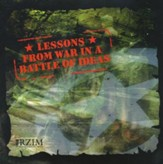 Lessons of War in a Battle of Ideas - CD