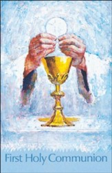 First Holy Communion, Host and Chalice, Bulletins, 100