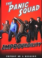 Improvability: Improv On A Mission, DVD