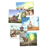 Bible Story Posters 5 (43 x 60) - Slightly Imperfect