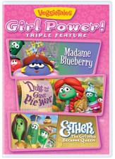 Girl Power! Triple Feature, DVD