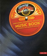 Amazing Wonder Aviation Music Book
