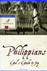 Philippians: God's Guide to Joy - eBook