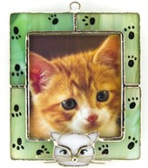 Cat Photo Frame Switchables Nightlight Cover