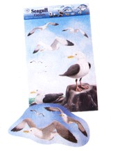 Seagull Cutouts, Package of 12